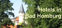 Hotels in Bad Homburg